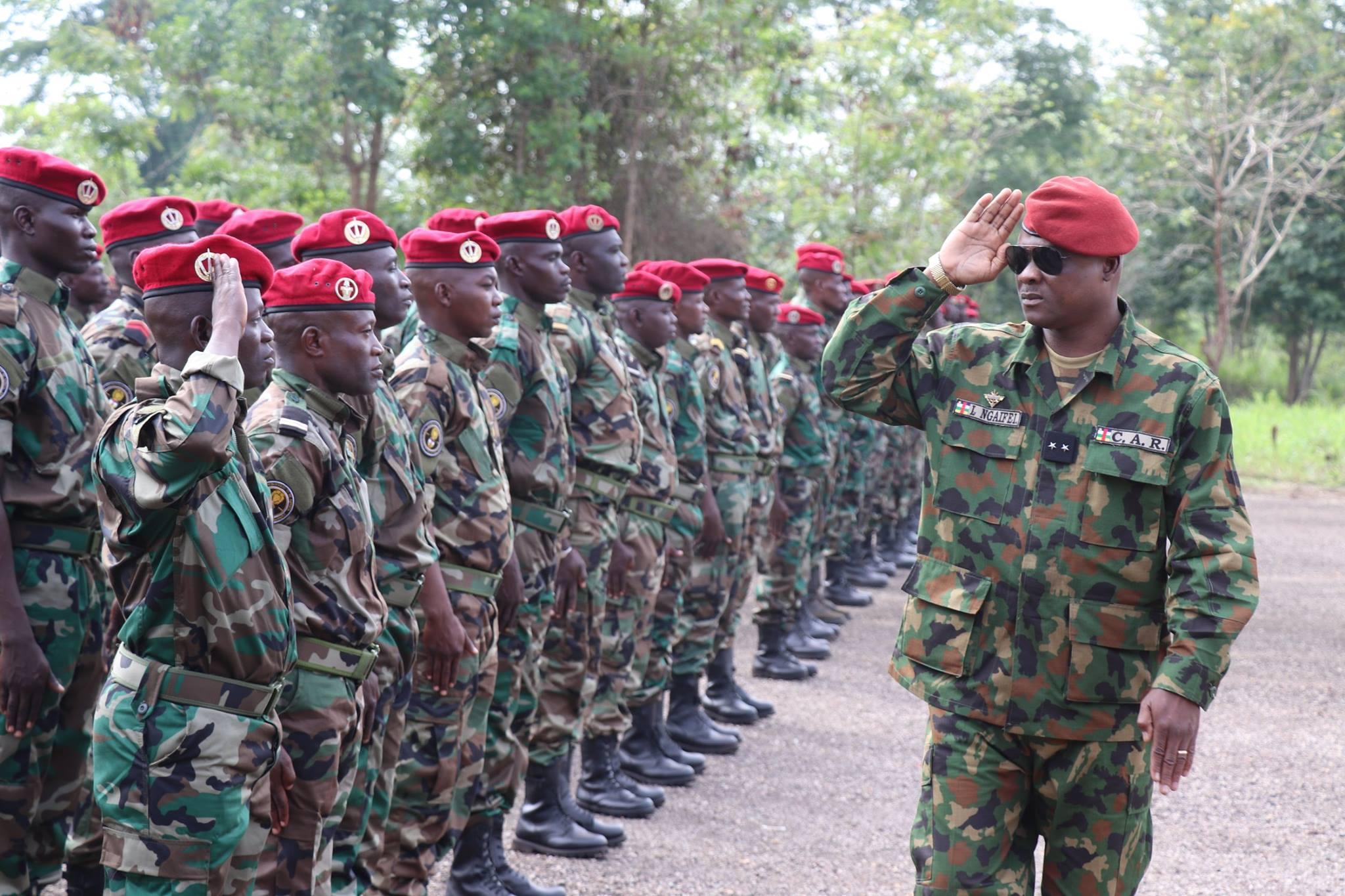 Centrafrique : Les dispositifs sécuritaires se renforcent à la frontière RCA-Tchad selon l'unité des FACA