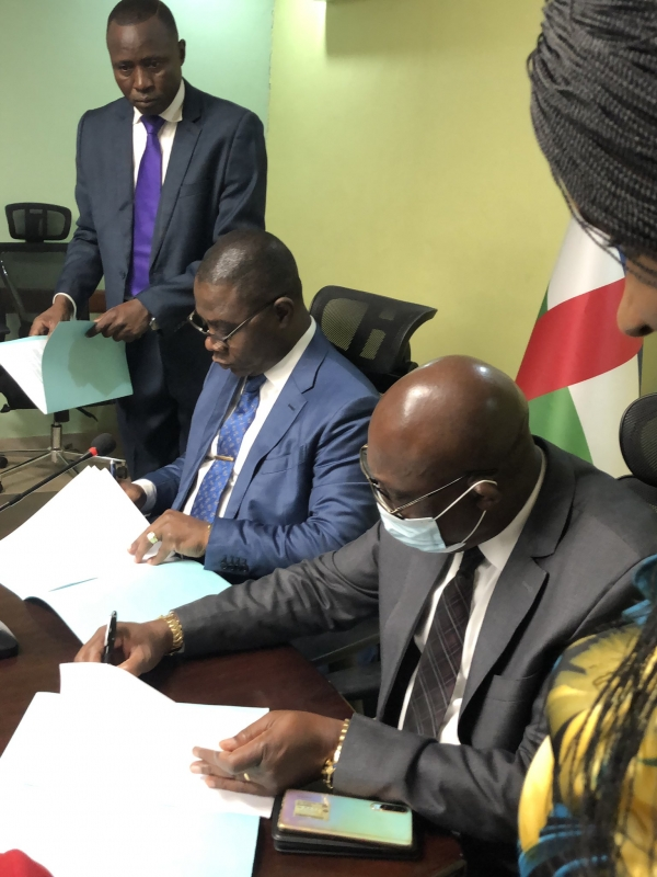 Centrafrique : Le Gouvernement table sur mille milliards FCFA pour son programme de politique générale