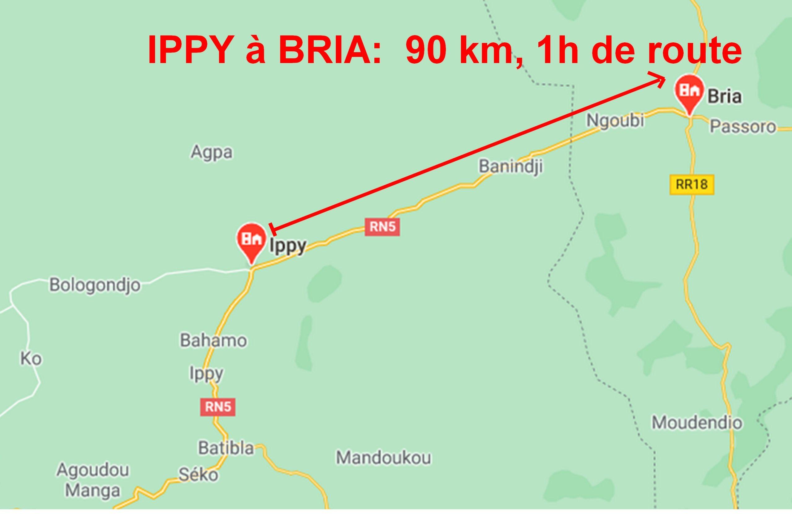 Centrafrique : La tension toujours palpable à Bria après l'attaque de la position des FACA par des éléments de l'UPC