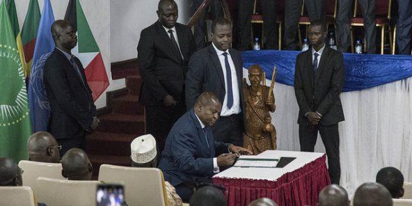 Centrafrique : Un nouveau gouvernement est attendu après la démission de Firmin Ngrebada et son équipe