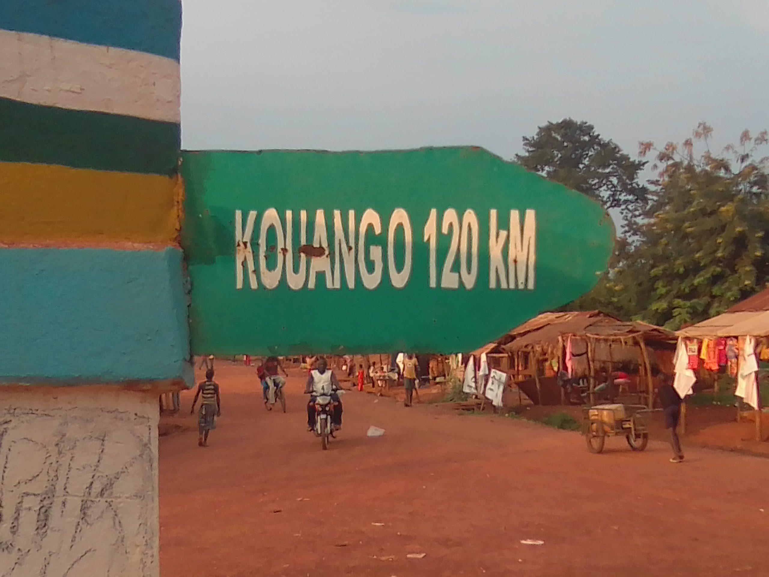 Centrafrique : Les éléments de la CPC à Kouango dans la Ouaka en débandade après l'annonce de l'arrivée des faca et leurs alliés