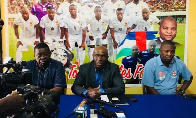 Centrafrique : 26 fauves sélectionnés pour les deux prochains matchs à Bujumbura et à Bangui