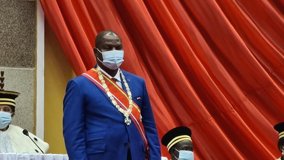 Centrafrique : Le greffe de la Cour Constitutionnelle annonce avoir enregistré la déclaration écrite de patrimoine du chef de l'Etat sans donner de précisions