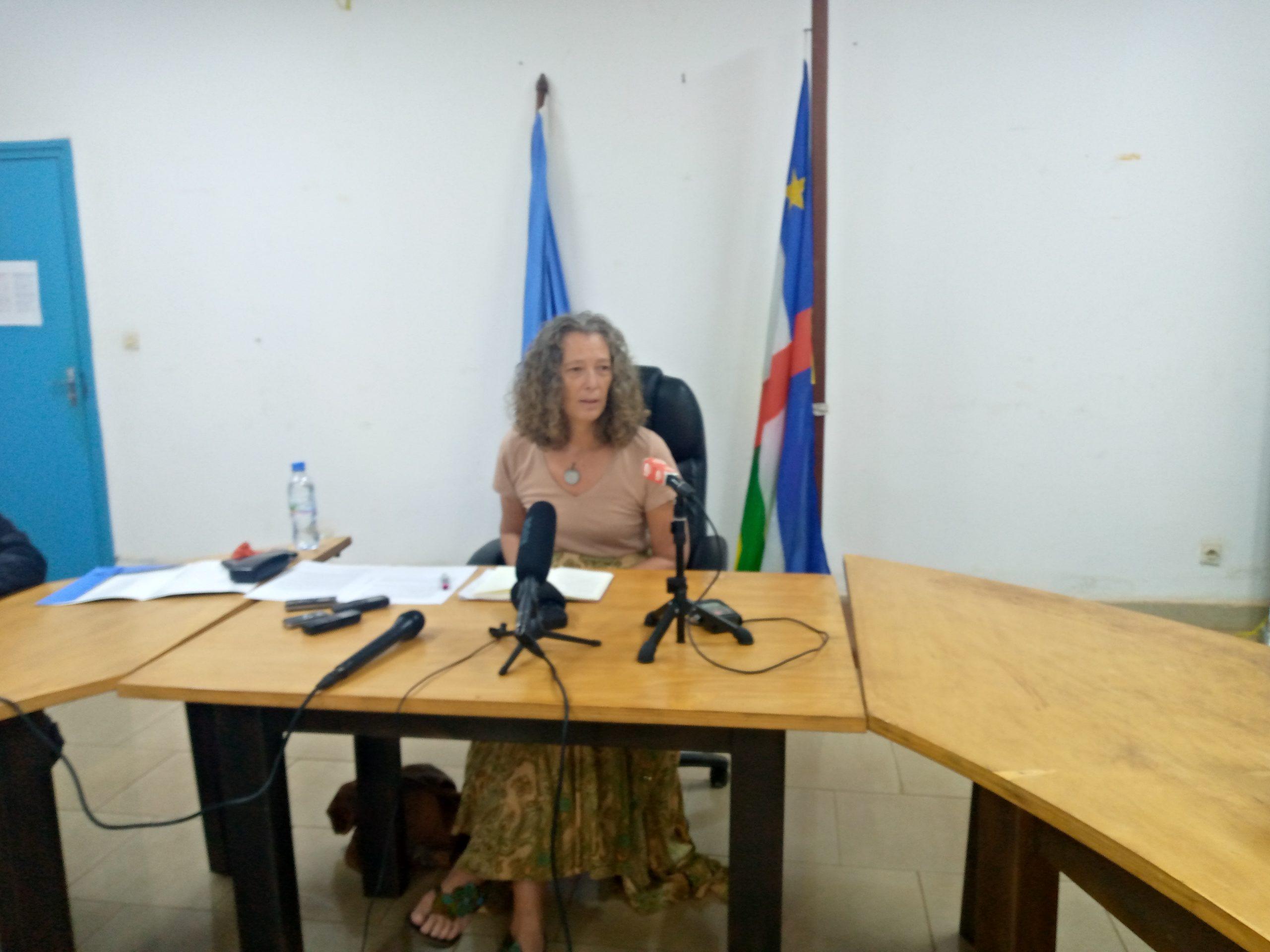 Centrafrique : Les acteurs humanitaires font face à d'énormes défis pour répondre aux besoins de la population