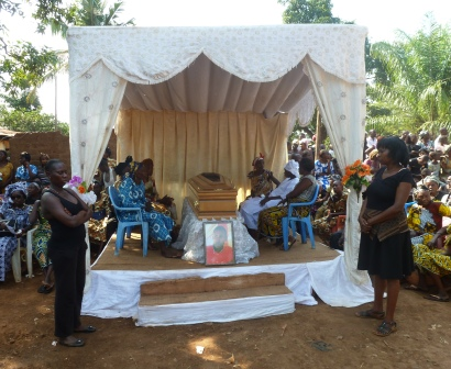 Centrafrique : Vrai, les places mortuaires sont des potentiels lieux de propagation de Covid-19