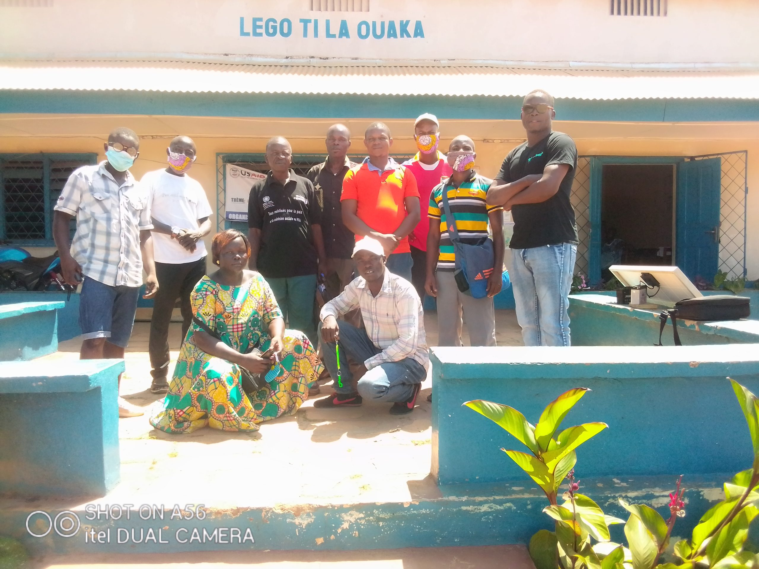Centrafrique : Le RJDH et radio Lego Ti la Ouaka de Bambari dans une dynamique de créer les Clubs d'écoute sous le financement de l'Unicef