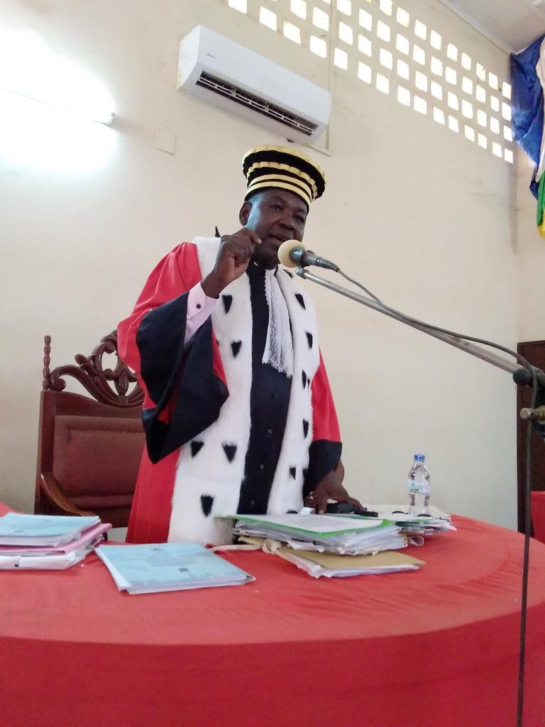 Centrafrique : Le parquet de Bangui dans l'attente des éléments pour la procédure judiciaire contre Remy Juan Quignolot poursuivis pour détention illégale