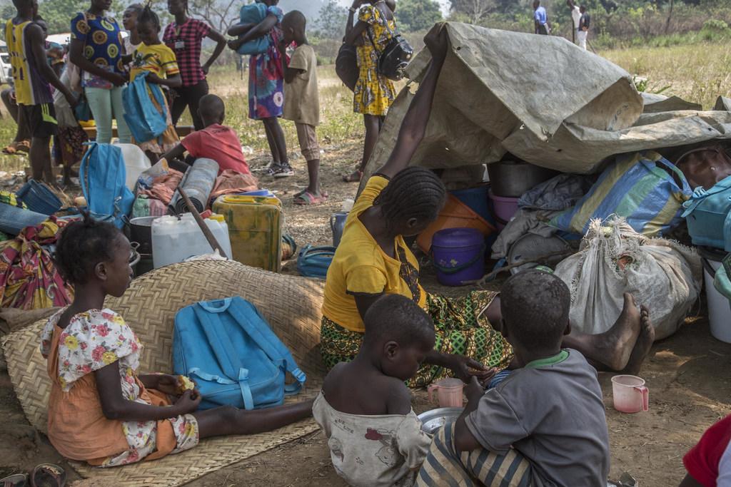 Centrafrique : Le retour des déplacés de Batangafo à domicile, une préoccupation des autorités de l'Ouham
