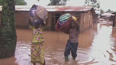 Messages clés des acteurs humanitaires sur les inondations