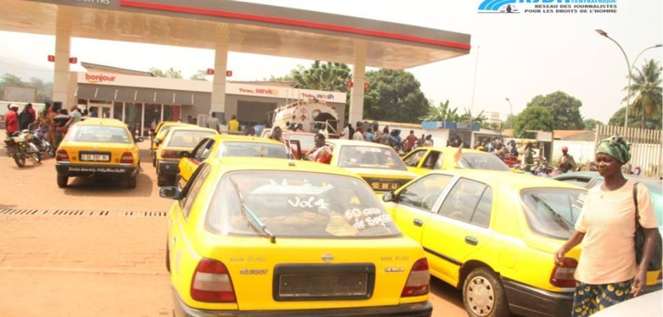 Centrafrique : Des dispositions en cours pour répondre au problème d'essence dans la capitale selon ASRP