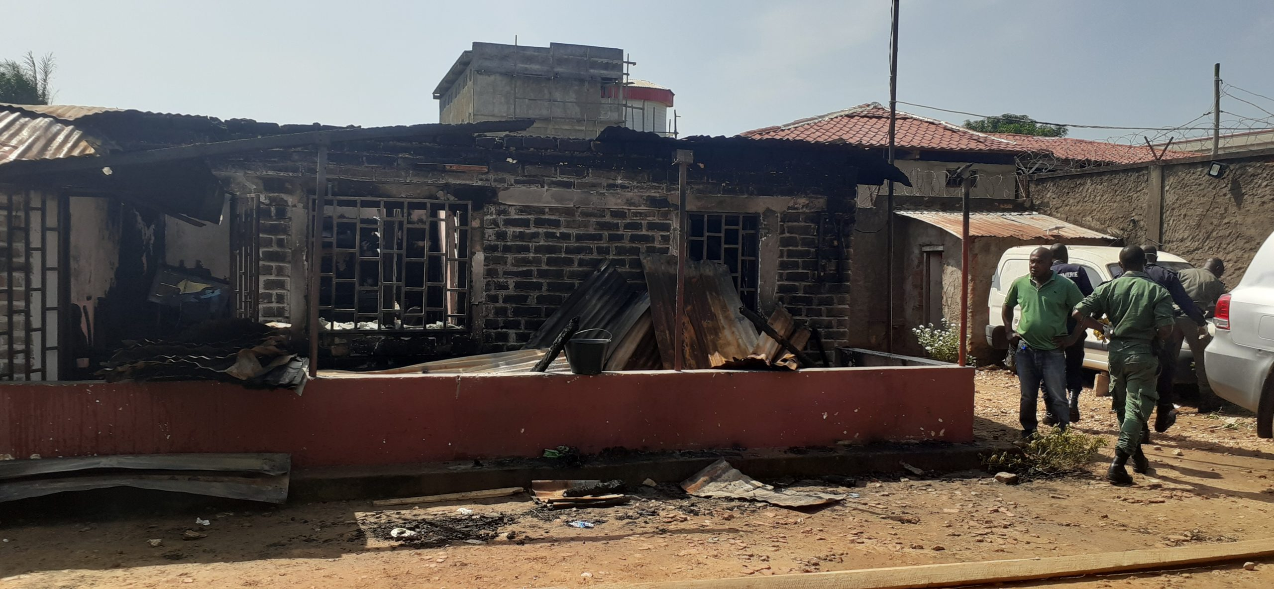 Centrafrique : Une enquête est ouverte après l'incendie causant la mort de la présidente de l'AFJC