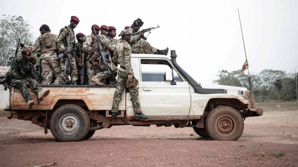 Centrafrique : Cinq motos incendiées par des éléments de la CPC à Ngaoundaye au Nord du pays