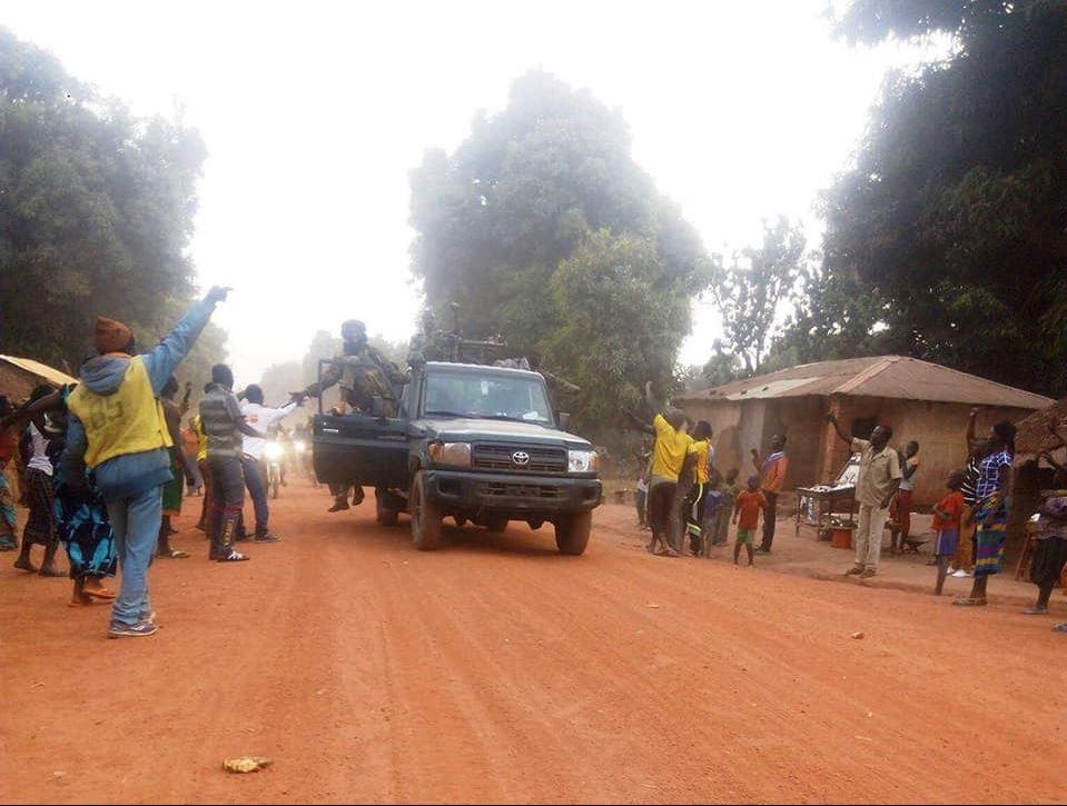 Centrafrique : Un élément des FACA a tiré de balle dans la jambe d'un homme au marché de Ndim dans l'Ouham-Pende
