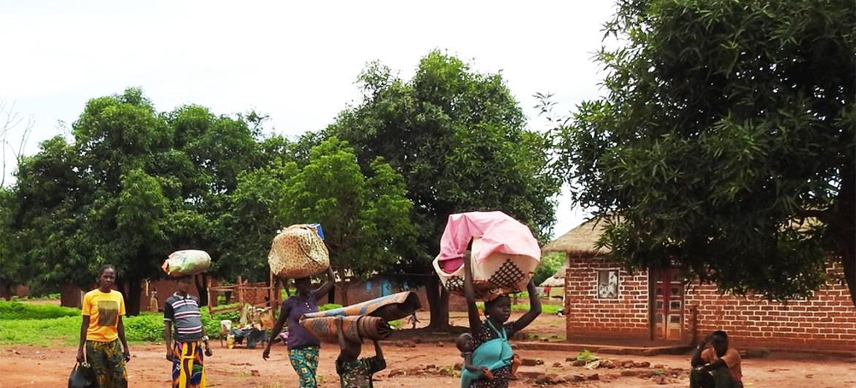 Centrafrique : 33% du budget d'aide humanitaire au titre de l'année 2021 déjà mobilisés selon OCHA