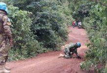 Centrafrique : Le MLPC demande à la MINUSCA de reprendre dans les plus brefs délais les opérations de déminage