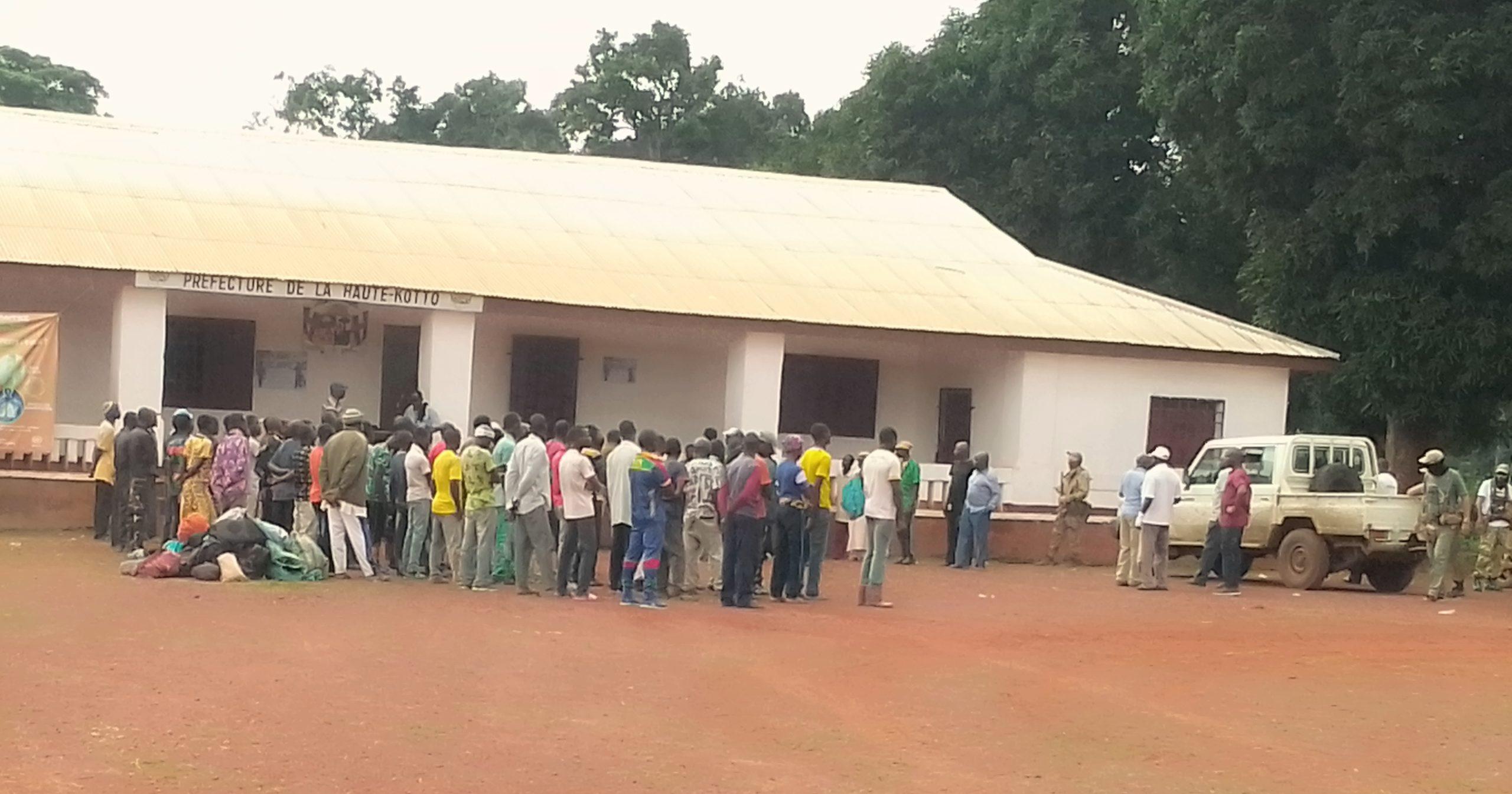Centrafrique : Plus 700 combattants dissidents de l'UPC veulent revenir dans l'Accord politique pour la paix et la réconciliation