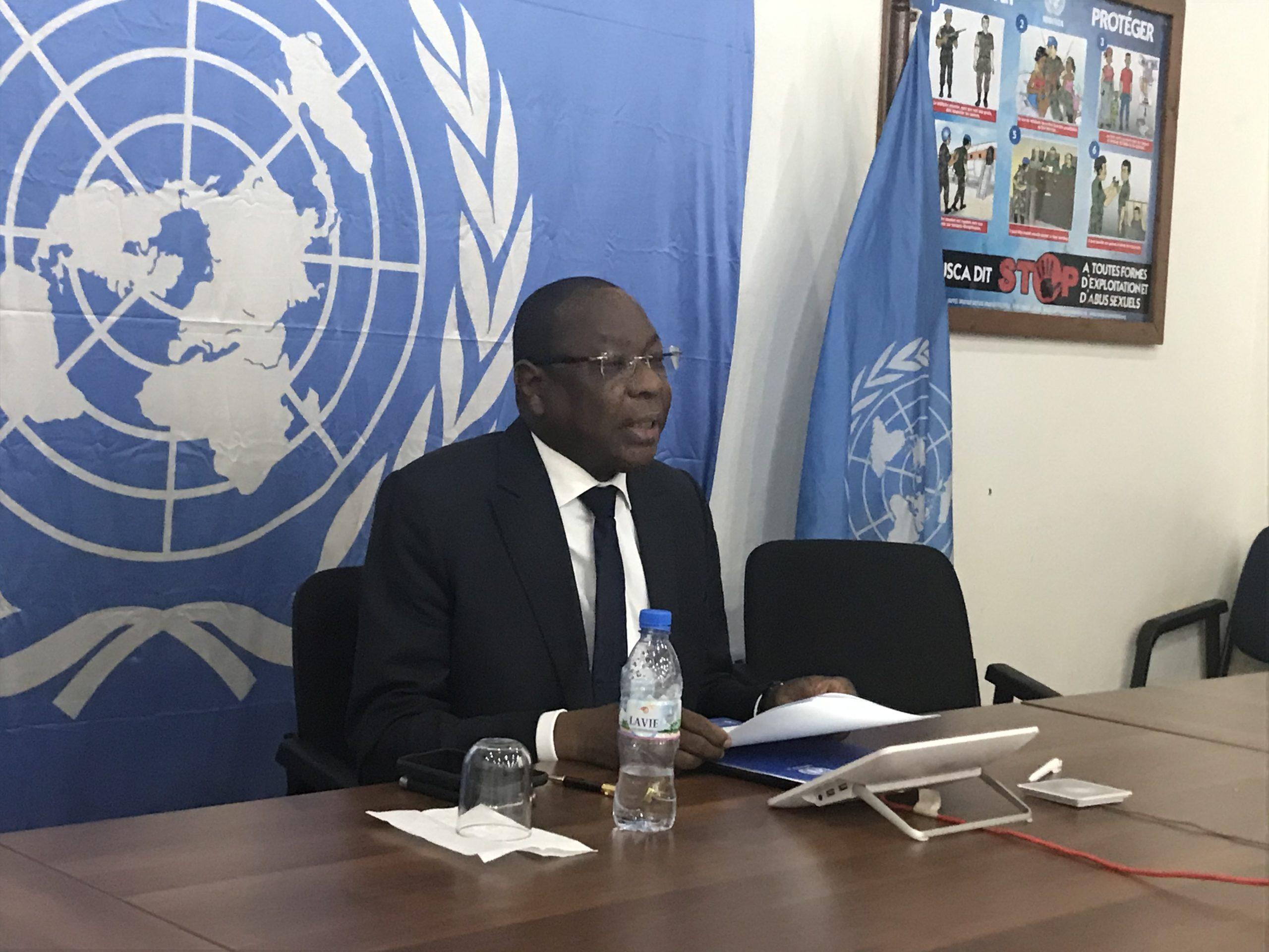 Centrafrique : L'ONU met fin à la mission du contingent gabonais de la Minusca en RCA pour des allégations abus sexuels