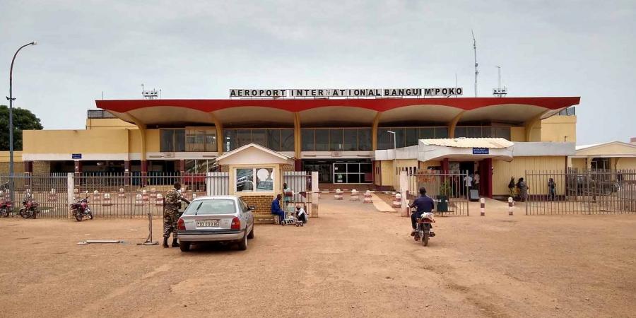 Centrafrique : Le gouvernement projette des reformes afin de rendre l'aérogare M'Poko selon les normes internationales