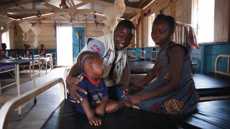 Centrafrique : L'UNICEF et le PAM préviennent que le nombre d'enfants souffrant de malnutrition est déjà supérieur de 29% aux prévisions pour 2021