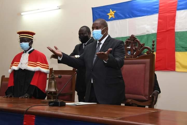 Centrafrique : Le Président Touadera appelle les forces vives à la tolérance et au dialogue afin de garantir l'unité nationale