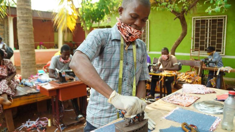 Centrafrique : L'Association missionnaire pour l'évangélisation et la persévérance encourage l'entreprenariat des jeunes à Bangui