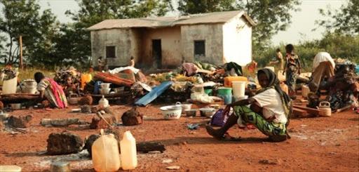Centrafrique : Plus de 6000 déplacés internes à Batangafo vivent dans des conditions difficiles