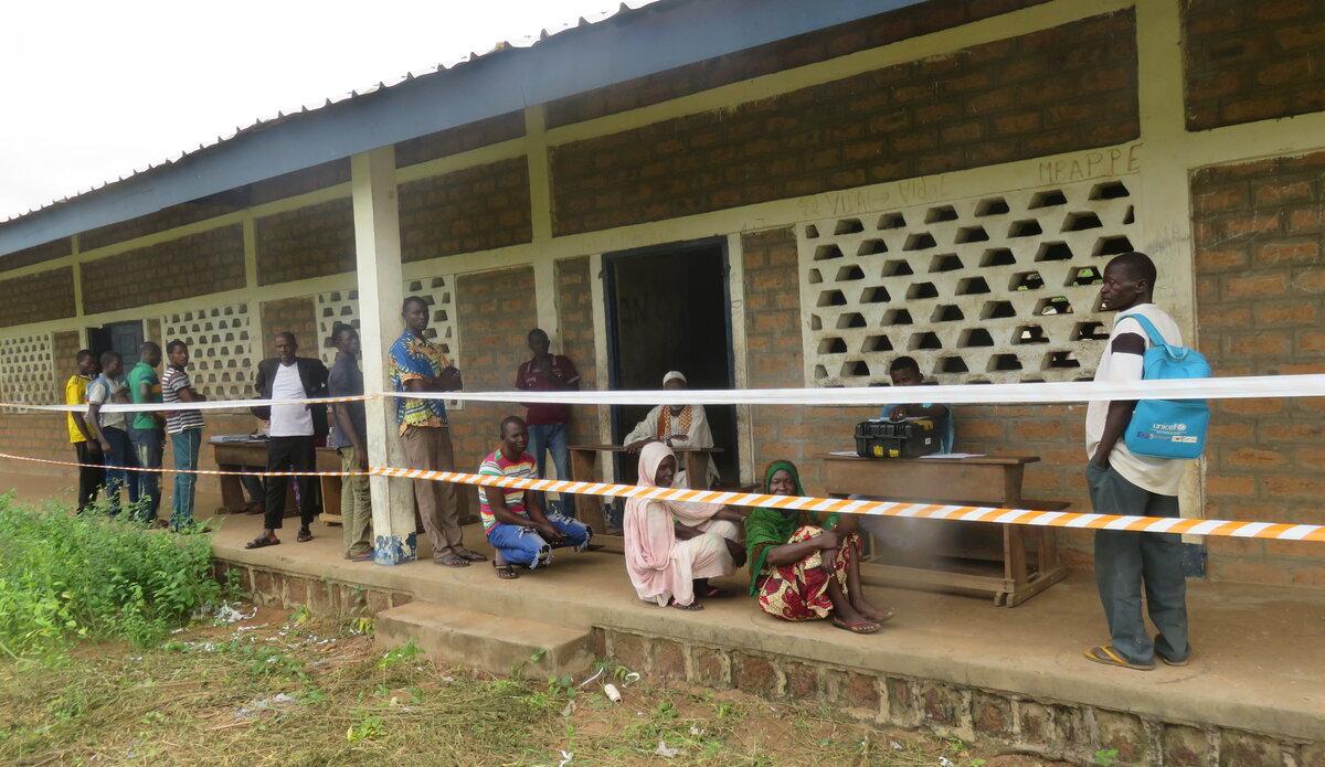 Centrafrique : Le district sanitaire de Bamingui-Bangoran lance officiellement le vaccin Covid-19 le 4 Septembre 2021