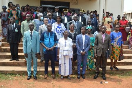 Centrafrique : Vers la validation des textes de base de la CVJRR