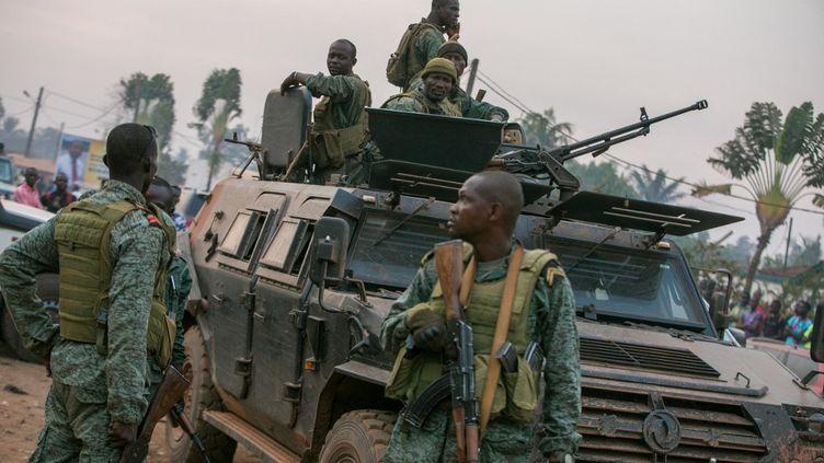 Centrafrique : Des dispositifs sécuritaires renforcés dans la capitale et ses alentours