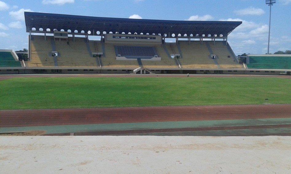 Centrafrique : Une mission de la CAF attendue à Bangui pour évaluer les travaux de réhabilitation du stade 20 000 places